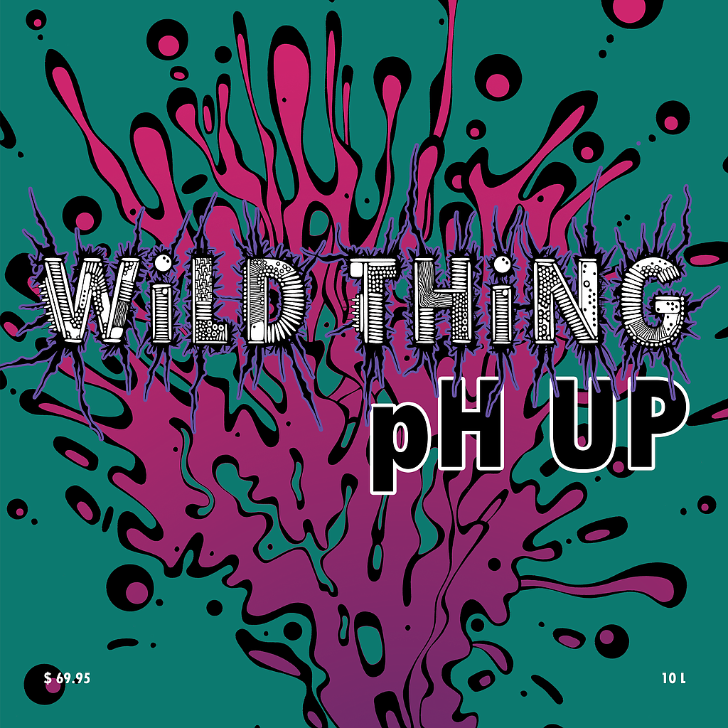 WiLD THiNG pH UP 10L